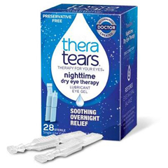 MEDOTC00228 - MedlineGeneric OTC Lubricant, Eye, Thera Tears, Gel, 0.57Fl Oz