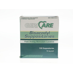MEDOTC10199BX - MedlineBisacodyl Suppositories