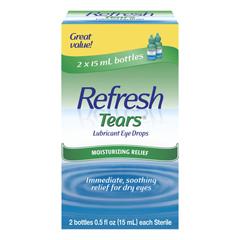 MEDOTC106084 - Allergan Pharmaceutical - Refresh Tears Lubricant Eye Drops