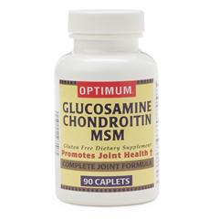 MEDOTC242505N - MedlineGeneric OTC Glucosamine, Chond & Msm Capsules, 90 per Bottle