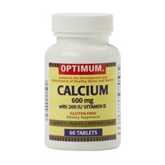 MEDOTC323392 - MedlineCalcium Tablets with Vitamin D