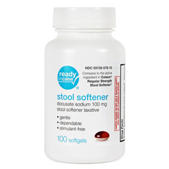 MEDOTC40101 - MedlineStool Softener