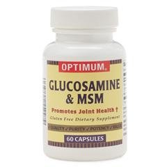 MEDOTC41870N - MedlineGeneric OTC Glucosamine & Msm Capsules, 60 per Bottle