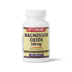 MEDOTC423960 - MedlineGeneric OTC Magnesium Oxide 500 Mg, 100 Bt
