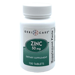 MEDOTC533260 - MedlineGeneric OTC Zinc Sulfate, Tabs, 220Mg, 100 Bt (Zinc 220)