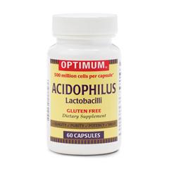 MEDOTC56295 - MedlineOTC Acidophilus Capsules, 60 per Bottle