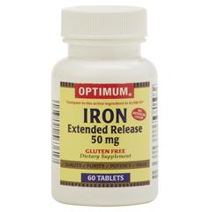 MEDOTC700002N - MedlineGeneric OTC Iron, Extended Release Tab, 60 per Bottle (Compare to Slow Fe)