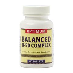 MEDOTC700627 - MedlineOTC Vitamin B50, Time Release Tabs 60 per Bottle