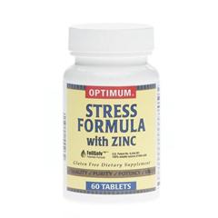 MEDOTCS0280C2 - MedlineGeneric OTC Stress Vitamins, With Zinc, 60 Bt