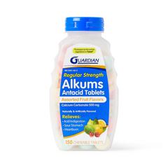 MEDOTCS0673C2 - MedlineGeneric OTC Antacid, Tablets, with Calcium, 150 Bt (Tums)