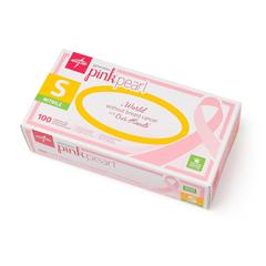 MEDPINK5084H - MedlineGeneration Pink Pearl Nitrile Exam Gloves