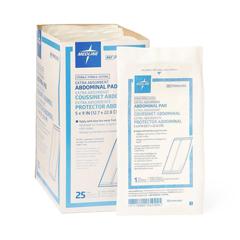 MEDPRM21450 - MedlineCaring Sterile Abdominal Pads