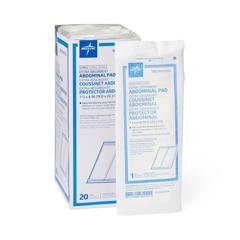 MEDPRM21453 - MedlineCaring Sterile Abdominal Pads