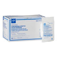 MEDPRM25496 - Medline - Bandage, Gauze, Supra Form, Sterile, 2x75, Latex-Free