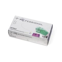 MEDPRO31761H - MedlineProfessional Nitrile Exam Gloves with Aloe