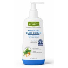MEDREMB0818H - Medline - Remedy Dermatology Series Body Lotion for Dry Skin, 8 oz., 1/EA