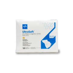 MEDULTRASOFT1013 - MedlineUltra-Soft Disposable Dry Cleansing Cloth