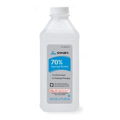 MEDVJO098003H - Medline - Isopropyl Rubbing Alcohol