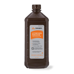 MEDVJO098032 - Vi-Jon - Hydrogen Peroxide, 32 oz.