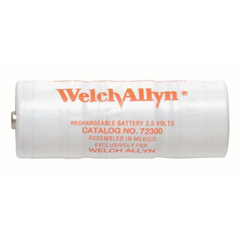 MEDW-A72300 - Welch-Allyn - Battery, Nicad, Recharge, Orange, for Audio