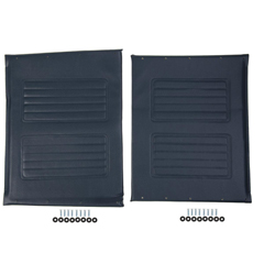 MEDWCA806926NVYS - Medline - Upholstery, Kit, Navy, for 22 Excel Extra-Wide Wheelchair