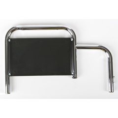 MEDWCA806960 - Medline - Desk-Length Armrest Assembly for Medline Wheelchairs