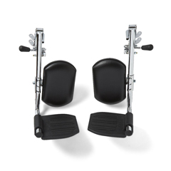 MEDWCA806985HCMP - Medline - Universal Wheelchair Parts, 2 EA/PR