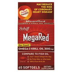 MEG10434 - MegaRed® Omega-3 Krill Oil Softgel