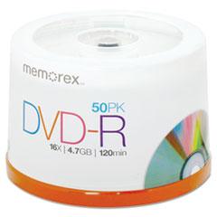 MEM05639 - Memorex® DVD-R Recordable Disc