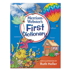 MER2741 - Merriam Websters First Dictionary
