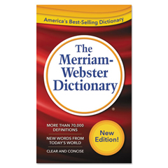MER2956 - Merriam Webster Dictionary, 11th Edition