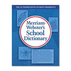 MER6800 - Merriam Webster School Dictionary
