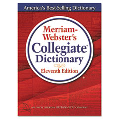MER8095 - Merriam Webster Collegiate® Dictionary, 11th Edition