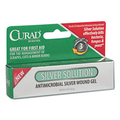 MIICUR45951N - Curad® Silver Solution™ Antimicrobial Gel