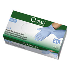 MIICUR9317 - Curad® Nitrile Exam Gloves