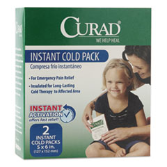 MIICUR961R - Curad® Instant Cold Pack