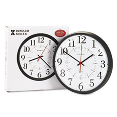 MIL625323 - Howard Miller® Alton Auto Daylight Savings™ Wall Clock