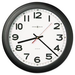 MIL625509 - Howard Miller® Norcross Auto Daylight-Savings™ Wall Clock