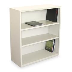 MLGMSBC336_UT - Marvel GroupEnsemble 3-Shelf Bookcase, Putty Finish