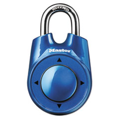 MLK1500ID - Master Lock® Speed Dial Set-Your-Own Combination Lock