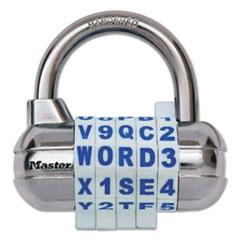 MLK1534D - Master Lock® Password Plus™ Combination Lock