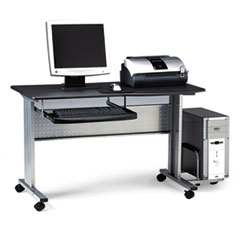 MLN8100TDANT - Mayline® Eastwinds™ Series Mobile Work Table