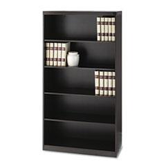 MLNAB5S36LDC - Mayline® Aberdeen™ Series Five-Shelf Bookcase