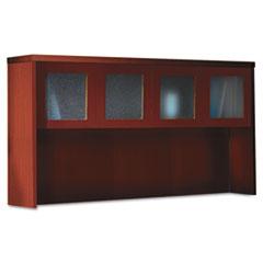 MLNAHG72LCR - Mayline® Aberdeen® Series Glass Door Hutch