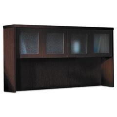 MLNAHG72LDC - Mayline® Aberdeen® Series Glass Door Hutch