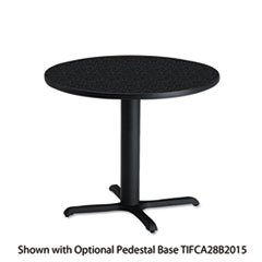 MLNCA30RTANT - Mayline® Round Hospitality/Bistro Table Top