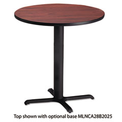 MLNCA36RTRMH - Round Hospitality/Bistro Table Top