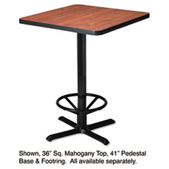 MLNCA41B2025 - Mayline® Hospitality Table Pedestal Base