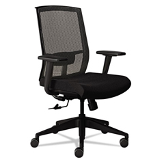 MLNGS11SVRBLK - Mayline® Gist™ Multi-Purpose Chair