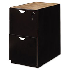 MLNMPFF28ESP - Mayline® Mira Series Desk Pedestal File